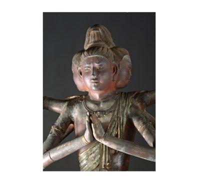《興福寺 阿修羅像》 小川光三撮影 ©飛鳥園