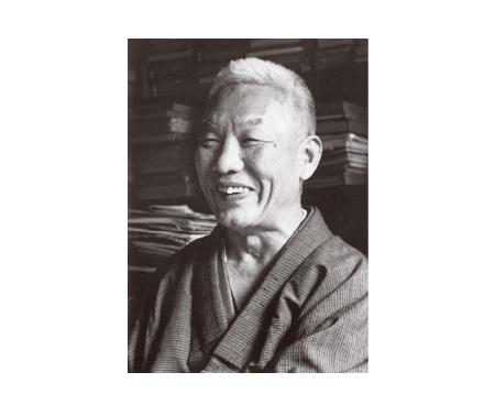 山田正平肖像